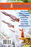 img - for The Magazine of Fantasy & Science Fiction, October-November 2008 book / textbook / text book