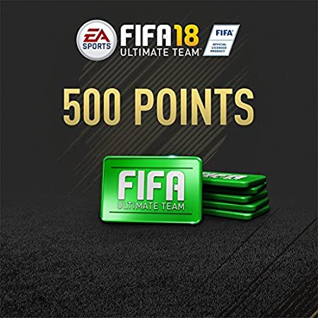 FIFA 18 - 500 FIFA POINTS - PS4 [Digital Code]