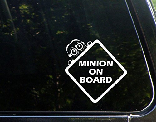 Minion On Board (6