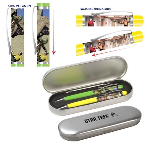 Star Trek: The Original Series Floating Pen Set 1
