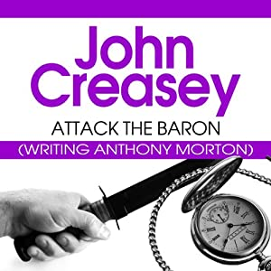 Attack the Baron Audiobook