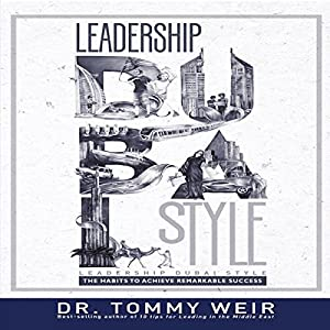 Leadership Dubai Style Audiobook