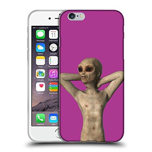 """GoGoMobile Coque de Protection TPU Silicone Case pour // Q05520621 Étranger debout bizantino // Apple iPhone 6 PLUS 5.5"""""""