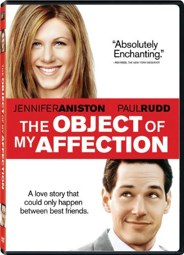 DVD : The Object of My Affection (Sensormatic)
