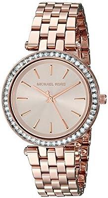 Michael Kors Goldtone Mini Darci Watch by Michael Kors Watches