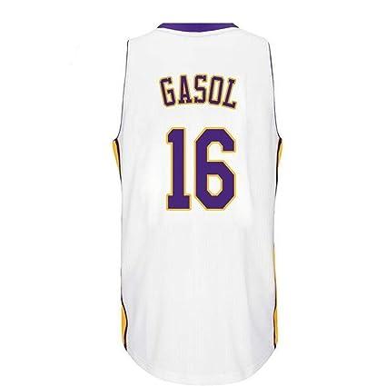 NBALL-HU Camisetas De Baloncesto para Hombre - Los Angeles ...