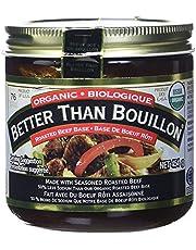 Better than Bouillon Better Than Bouillon Organic Roasted Beef Base, 16 Oz Reduced Sodium, 1 Pounds