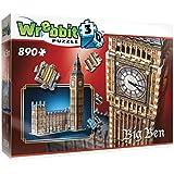Wrebbit 3D - W3D-2002 - Big Ben  - 3D-Puzzle