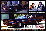 Batman 1966 TV Series Batmobile 1:25 Model Kit