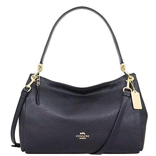 Jual Coach F28966 MIA Shoulder Bag in Refined Pebble Leather ... 5f62ba6892