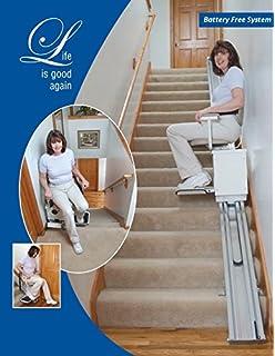 Amazon Ameriglide Horizon Standard Stair Lift Health. Stair Lift Battery Free Unit. Wiring. Ameriglide Stair Lift Chair Wiring Diagram At Scoala.co