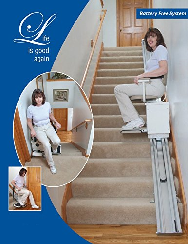 Stair chair lift electric
