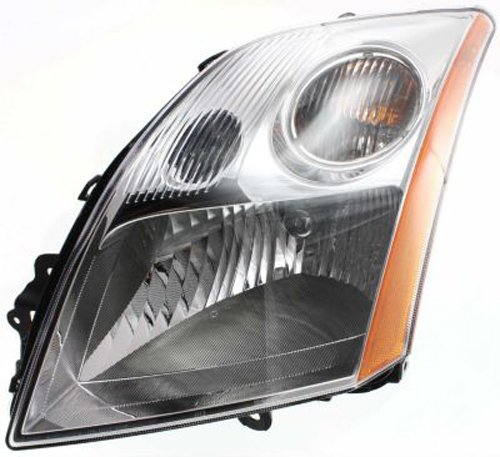 (Nissan Sentra 2.0L Replacement Headlight Assembly - Driver)