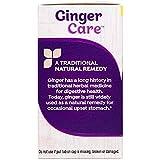 Senokot Ginger Care, Nausea & Upset Stomach Relief, Dietary Supplement Tablet