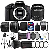 Canon EOS Rebel T6 18MP Digital SLR Camera with 18-55mm Lens and 32GB Accessory Bundle Review