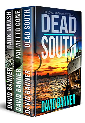 Three Book Box Set: A Lowcountry Seaside Mystery (Lowcountry Mystery Series 0)