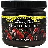 Walden Farms Calorie-Free Dip-Chocolate 2x 12 Oz
