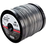 Oregon 22-095 Gatorline Heavy-Duty Professional Magnum 5-Pound Spool of .095-Inch-by-1134-Foot Square-Shaped String Trimmer Line