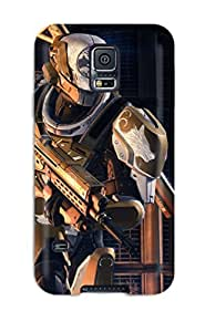 Hot Destiny First Grade Tpu Phone Case For Galaxy S5 Case Cover
