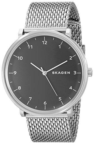 Skagen Men's SKW6175 Hald Stainless Steel Mesh ()