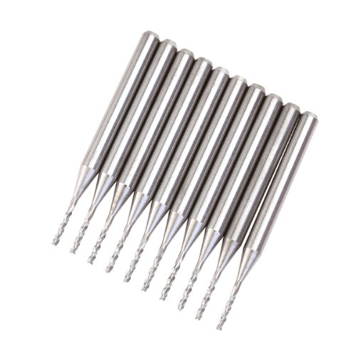 E700-1//2 1//2 4 Flute Single End Carbide End Mill
