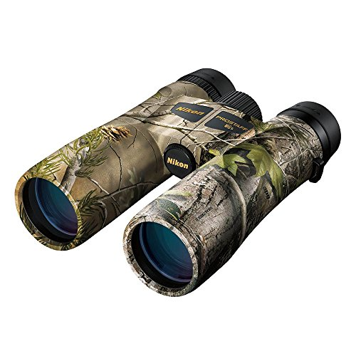 Nikon 16004 PROSTAFF 7S 10x42 Inches All-Terrain Binocular (Green) by Nikon