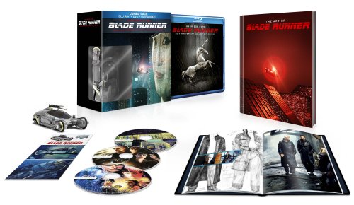 Movie - Blade Runner Collector's Box 30Th Anniversary Production (3BDS) [Japan BD] 10003-37383 by