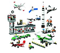 LEGO Education Space and Airport Set 4579792 (1,176 Pieces) by LEGO Education