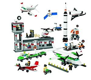 LEGO Education Space and Airport Set 4579792 (1,176 Pieces)