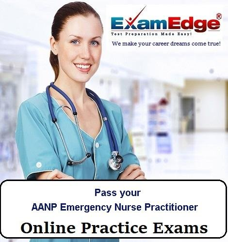 Pass your AANP Emergency Nurse Practitioner(10 Practice Tests) by Exam Edge, LLC