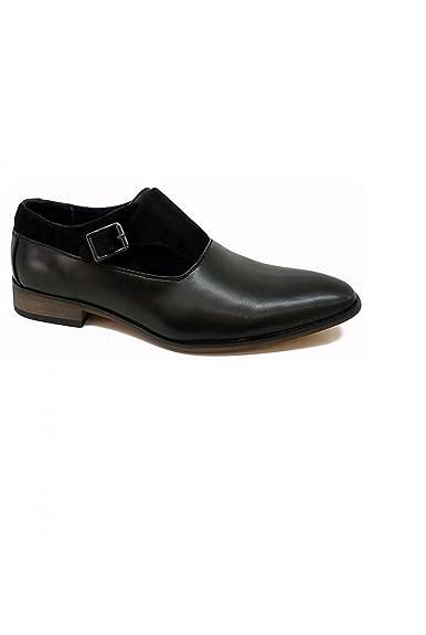 bas prix c66fb d9086 Chaussure du Marié Style Mocassin Original Marron ou Noire ...