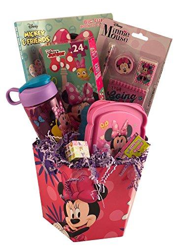 Prefilled Minnie Gift Basket...