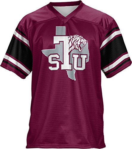 ProSphere Texas Southern University Men's Football Jersey (End Zone) FCF41