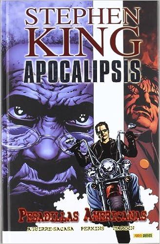 Apocalipsis 2 De Stephen King. Pesadillas Americanas: Amazon.es ...