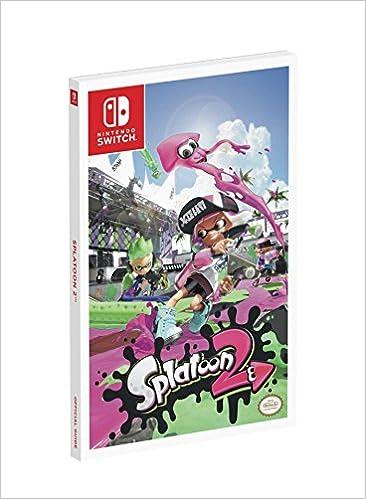 Splatoon 2: Prima Official Guide: Prima Games: 9780744018424: Amazon