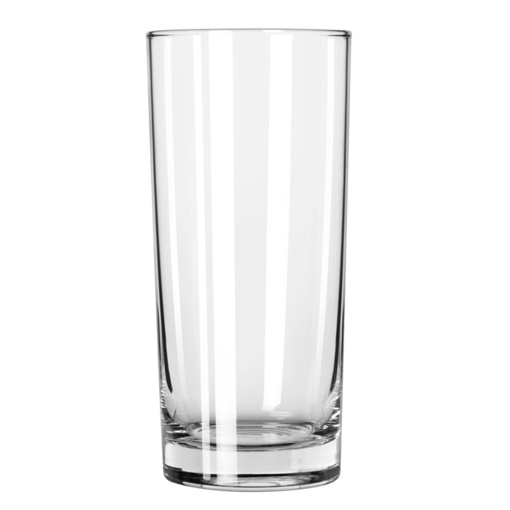 Libbey 817CD Heavy Base Finedge 15.75 Ounce Cooler Glass - 36 / CS