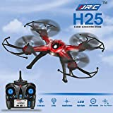 GoolRC JJRC H25 Quadcopter with 2.4GHz 4CH 6-axis Gyro System, One-key Auto Return, Headless Mode, 3D Rolling, 360° Eversion Function Drone