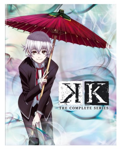 K   The Complete Series  Limited Edition  Blu Ray Dvd Combo