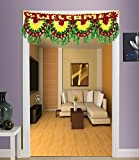 Jaipuri haat Diwali Decorative Toran Bandarwal for Home Décor