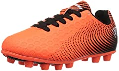 VIZARI, THE ULTIMATE BRAND FOR YOUTH SOCCER Vizari is proud to manufacture the Stealth FG soccer cleats for outdoor soccer. Our shoes are both functional and fun; wear Vizari and make every practice colorful. COMFORT AND QUALITY Stealth cleat...