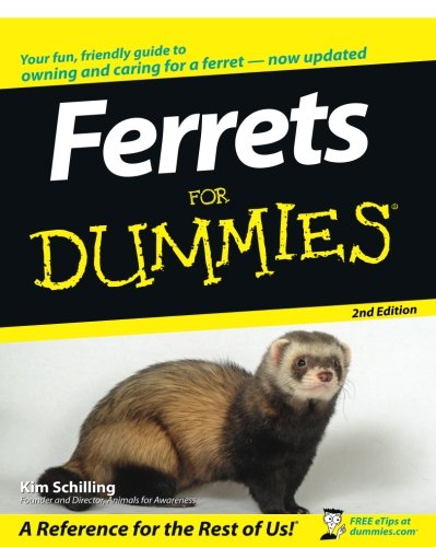 Ferrets For Dummies (Ferret Care)