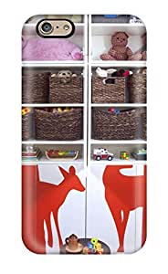 For Iphone 6 Protector Case White And Red Kid8217s Shelving Unit With Baskets 038 Toys Phone Cover