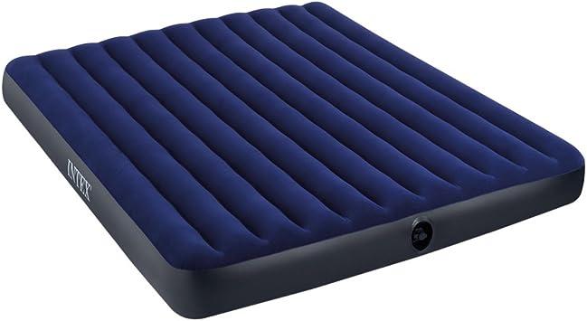 Amazon.com: Intex King Size Classic Downy Airbed por Intex ...