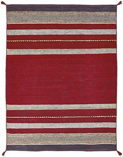 Kalaty Andes AD-625 2 3-Feet, Ruby Area Rug, 2' x 3', for sale  Delivered anywhere in USA