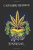 Cannabis Review Journal Kush: Marijuana Notebook For Smoking Weed