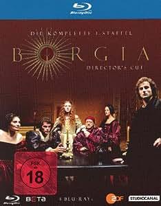 Borgia - Staffel 1 [Alemania] [Blu-ray]
