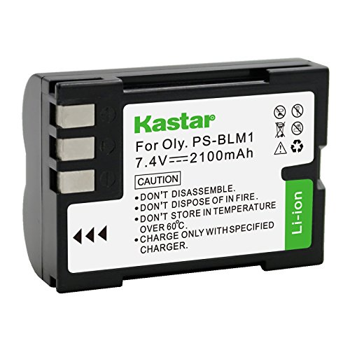 7.4V, 2100mAh, Li-Ion, Hi-Quality Replacement Digital Camera Battery BLM-1, PS-BLM1