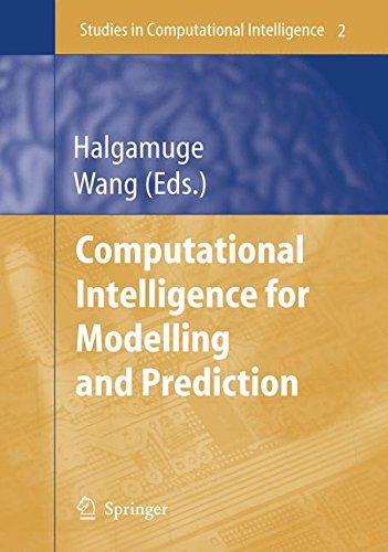 Computational Intelligence for Modelling and Prediction (Studies in Computational Intelligence) ebook