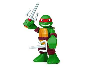Turtles - Figura articulada Tortugas Ninja Héroes (96314 ...