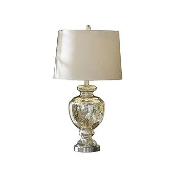 LU  Post Modernes Kristallglas Licht Home Klassischen Dekorativen  Schreibtisch Lichter Wohnzimmer Schlafzimmer Studie Tischlampe